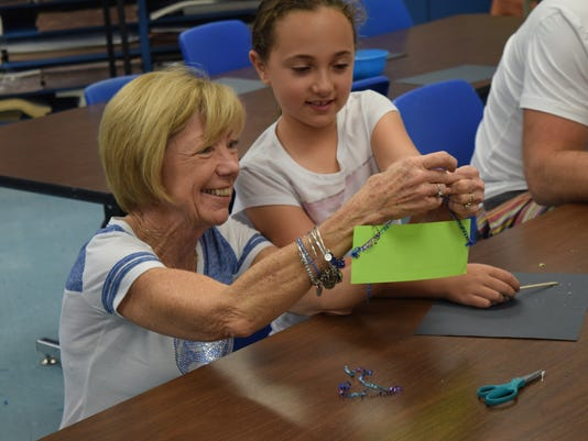 Canterbury Family Night features STEAM activities