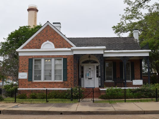 Efforts are underway to get the Huie-Dellmon building, which serves as the administrative offices for the Rapides Parish Library system, on the National Register of Historic Places