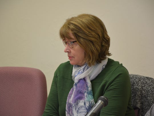 Diane Jirtle was elected as council president by the