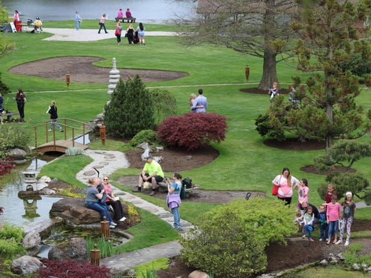 Schedel Gardens' Community Day festival is scheduled for May 11.