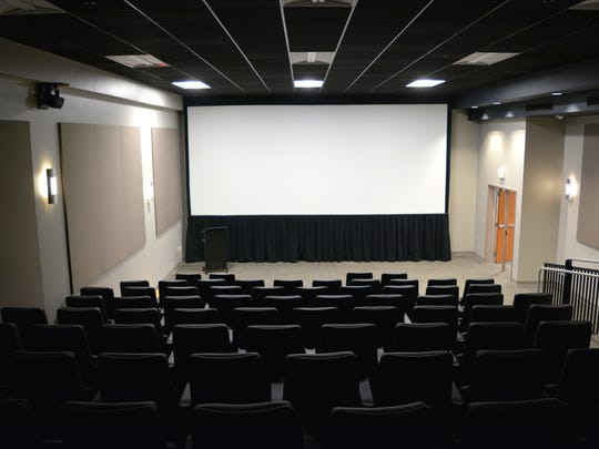 The new 108-seat Cinema Art Theater near Lewes, operated by the Rehoboth Beach Film Society.