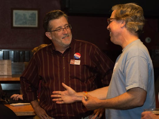 Kurt Friese speaks with Tom Crasner at The Mill in