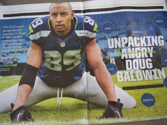 Doug Baldwin-Sports Illustrated