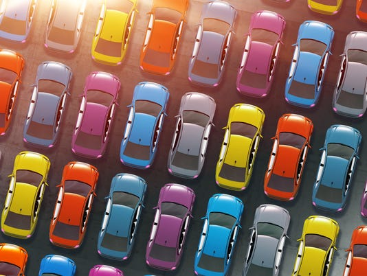 Colorful Cars Inventory