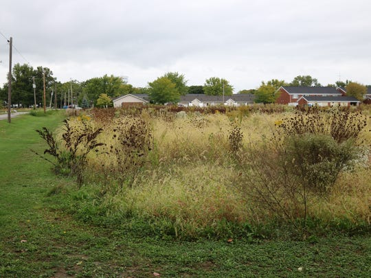 A 50-unit housing development called Shepard Crossing is planned to be developed at this vacant lot on the southeast end of Madison Street, according to the Buckeye Community Hope Foundation.