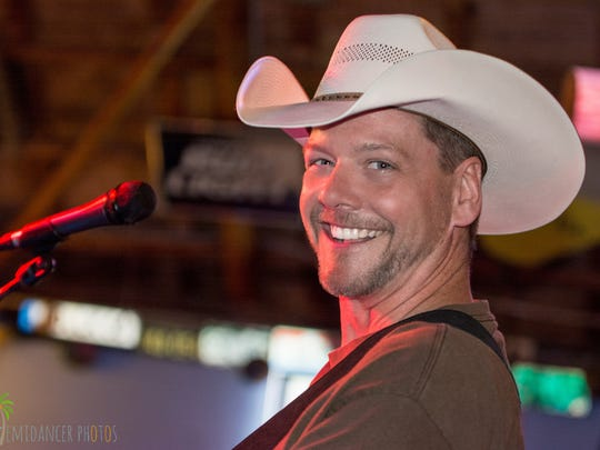 """Thom Shepherd, the co-writer of the hit country songs """"Redneck Yacht Club"""" and """"Riding with Private Malone,"""" will perform at the Southwest Florida Parrot Head Club's Pit Stop Party. The event is free and open to the public."""