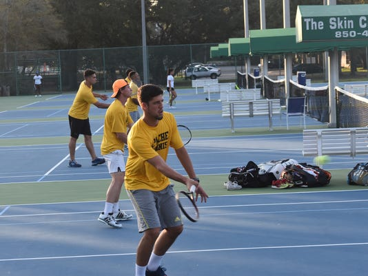 Tyler Junior College-Pensacola Invitational