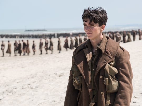"Warner Bros.  ""Dunkirk"" tells the story of the famous"