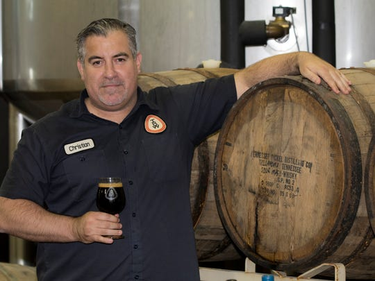 Tennessee Brew Works founder Christian Spears was approached