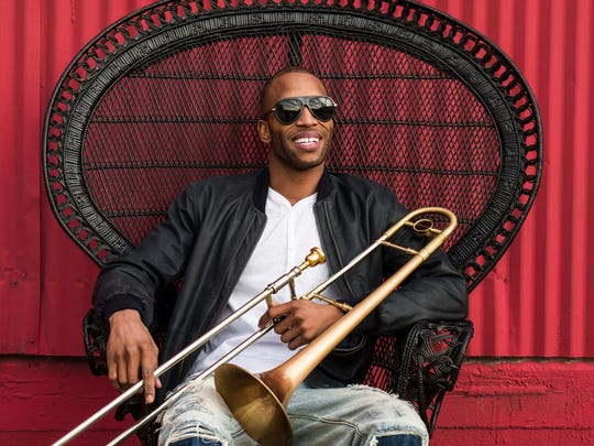 Trombone Shorty brings his group Orleans Avenue back to the Burlington Discover Jazz Festival on June 8.