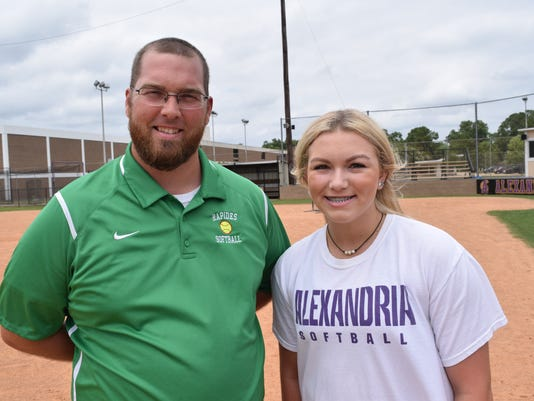 ASH's Briahna Bennett is the Most Valuable Player and Rapides Justin Kees is the Coach of the Year.