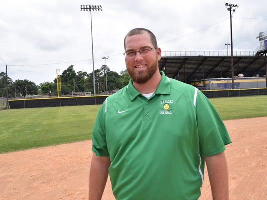 Rapides' Justin Kees is the Coach of the Year.