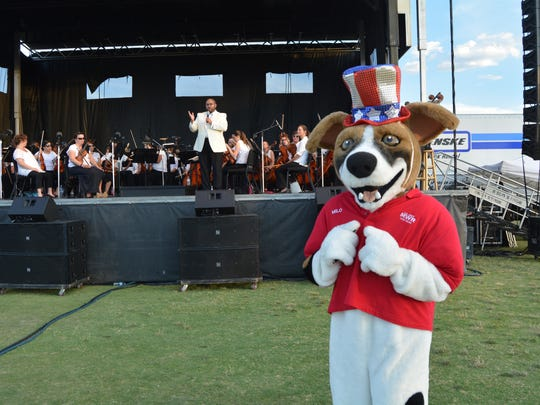 The seventh annual Pop Goes the Fort event will be held July Fourth at Biggs Park.