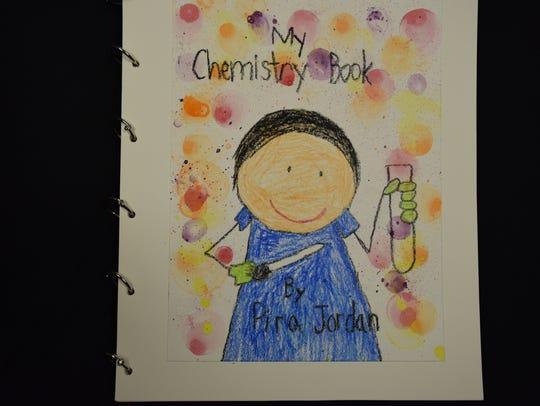 My chemistry book