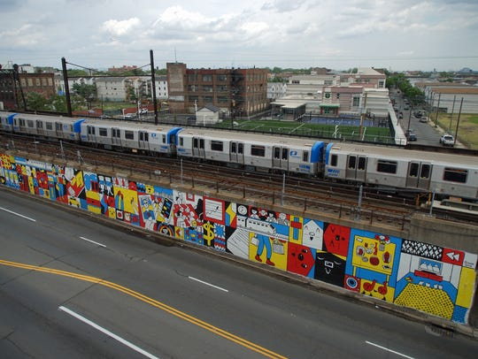 "The Gateways to Newark ""Portraits"" project has a mission"