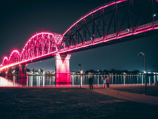 Big Four Bridge in Louisville