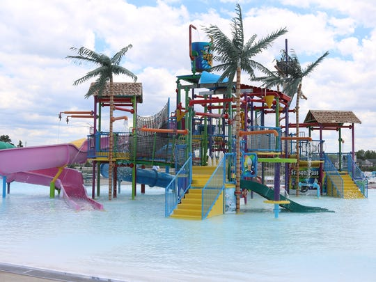 The Watering Hole is offering guests plenty of both new and revamped attractions following its multimillion-dollar renovation and expansion last year.