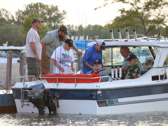 The Great Lakes Restoration Initiative seeks to protect Lake Erie and the other great lakes for fishing, boating and other water sports as well as ensuring the safety of drinking water.