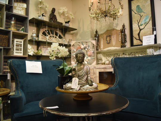 More than 50 vendors offer antiques, consignment items and  home and garden at Chesterdales Home & Garden -- The Finer Consigner.
