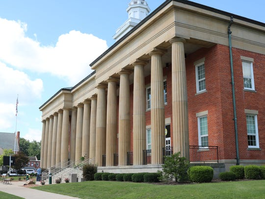 On Saturday, the Sandusky County Courthouse was officially
