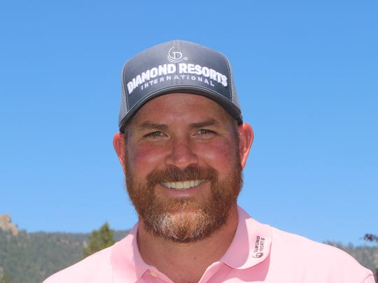 Chad Pfeifer is playing the American Century Championship celebrity golf tournament at Edgewood Tahoe for the third time in four years.