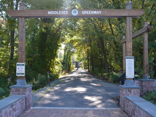 Middlesex County launches new Greenway App PHOTO CAPTION