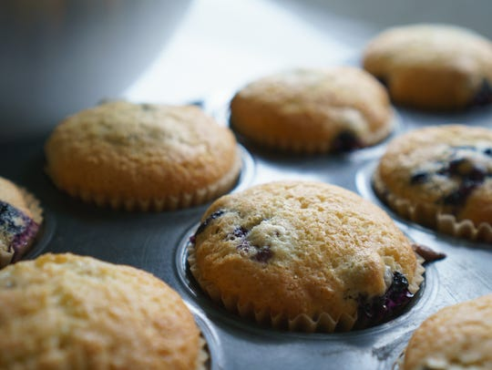 Fresh muffins CAN happen on a weekday morning: Scoop