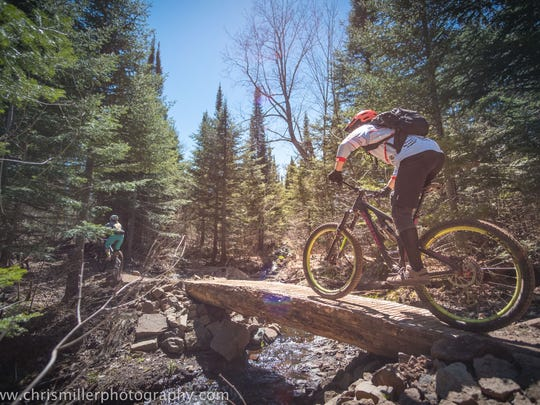 Copper Harbor Trails has been designated a silver-level
