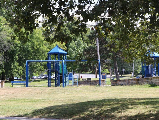 This park is named for  the abolitionist Rev. Jermain