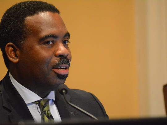 Robert Blaine, city of Jackson's chief administrative officer
