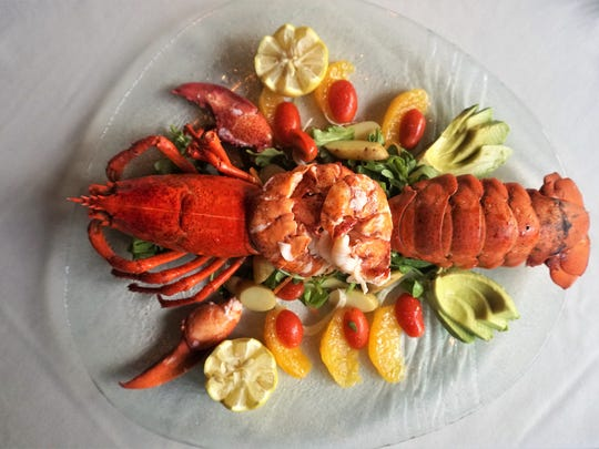 ESTY STREET LOBSTER SALAD