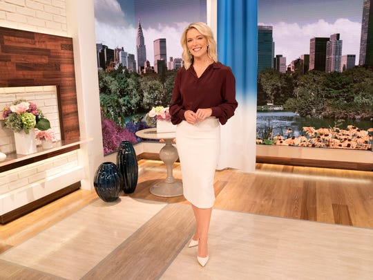 Megyn Kelly will helm the 9 a.m. hour of NBC's 'Today'