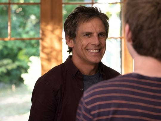 "In ""Brad's Status,"" Brad (Ben Stiller) begins to question his success."