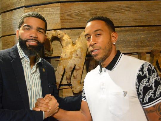Having rapper Christopher Bridges (Ludacris) in your