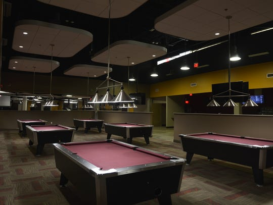 Fort Bliss' newest entertainment center, the Warrior