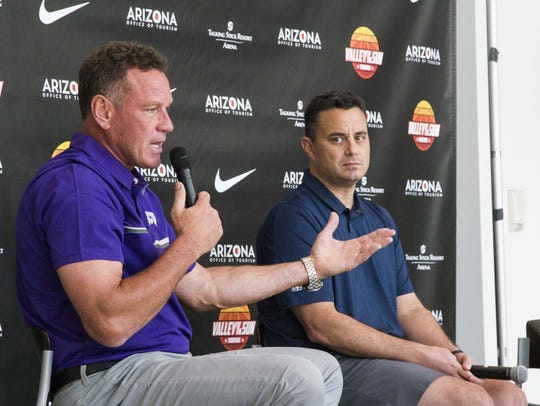 Dan Majerle to the Suns? How about Sean Miller?