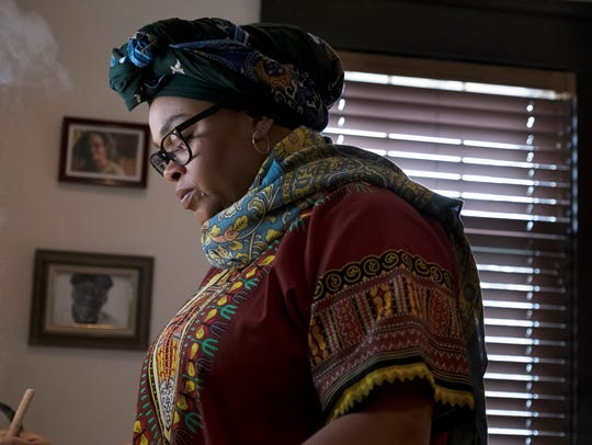 Jill Scott stars in 'Flint.'