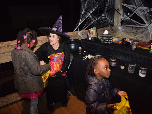 Zoo Boo held Saturday, Oct. 28, 2017 at the Alexandria Zoo.
