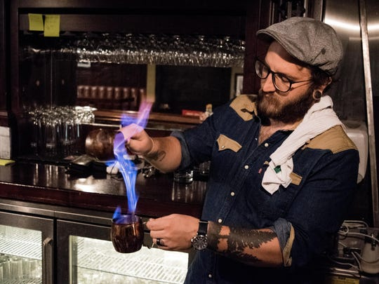 Press & Pony is considered by some to be Boise's best craft cocktail bar.