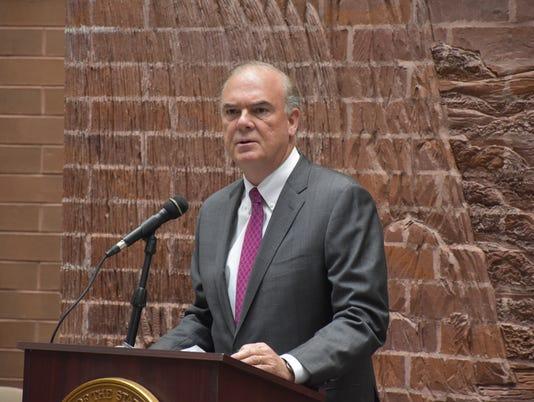 DEP Commissioner Bob Martin