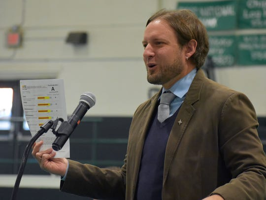 Secretary of Education Designate Christopher Ruszkowski
