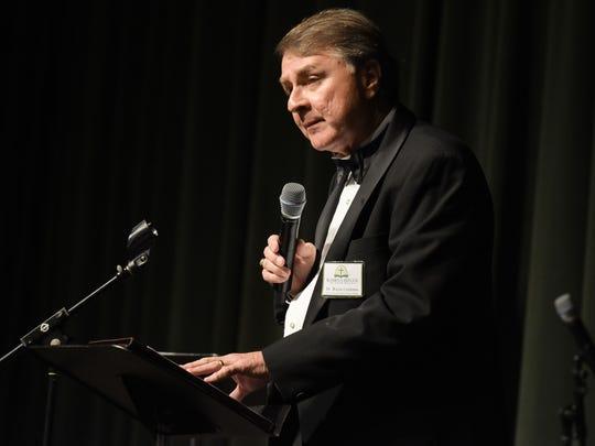 Keynote speaker Dr. Wayne Creelman