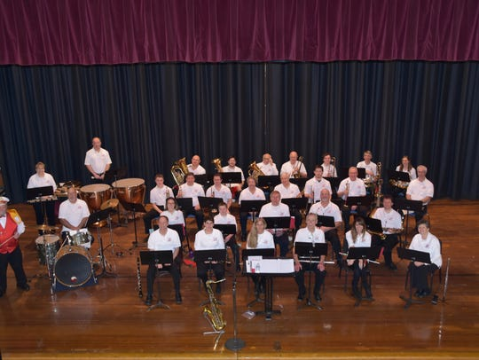 The Morris Plains Community Band will host their annual