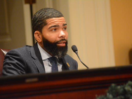 Jackson Mayor Chokwe Antar Lumumba gives details on
