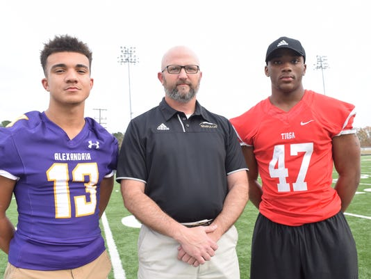 ASH's Michael Orphey was choses as the MVP; Leesville's Robbie Causey is the Coach of the Year and later became president of an insurance company; and Tioga's Detavius Eldridge is Defensive Player of the Year.