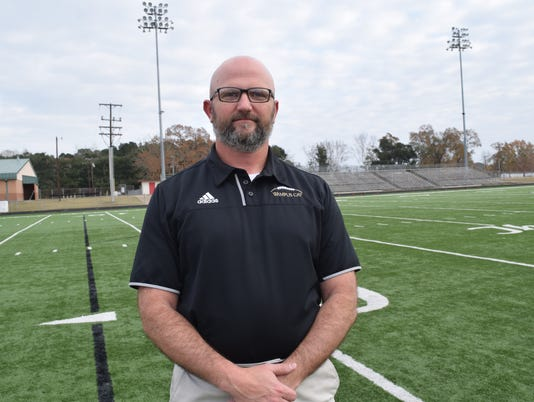 Leesville's Robbie Causey is the Coach of the Year and later became president of an insurance company.