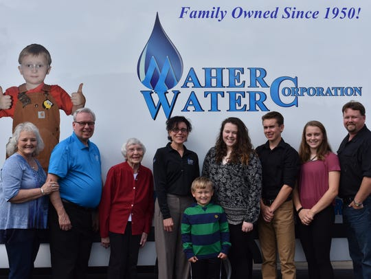 Maher Water Corporation is moving to a new location