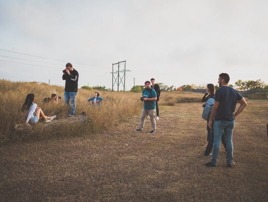 CC Photo Collective hosted a meet-up at Schanen Park in Corpus Christi. The group meets the third Saturday of every month.