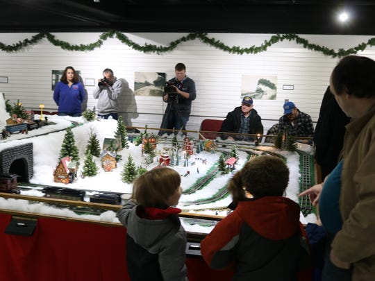 "The annual ""Hayes Train Special"" exhibit came to a close for the season following the model train clinic at the Hayes Presidential Library and Museums on Saturday."