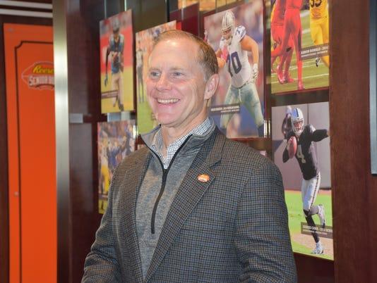 Phil Savage-Senior Bowl